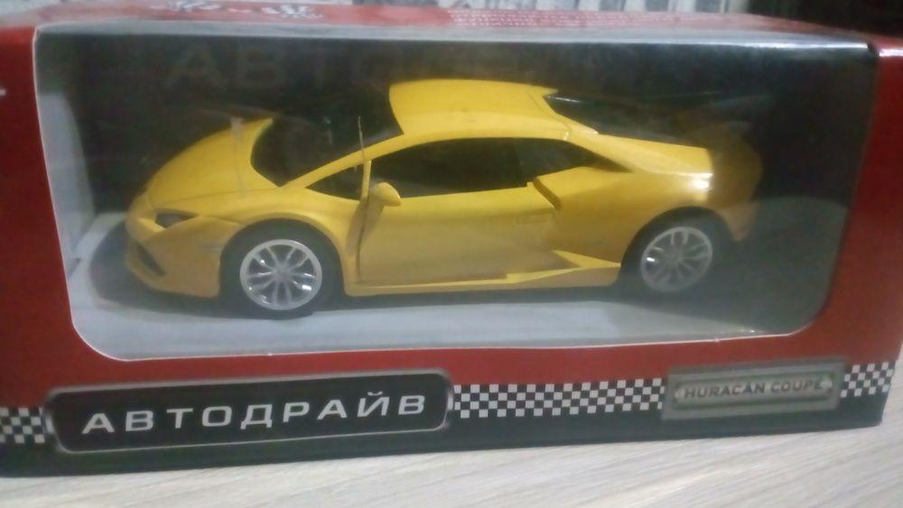 """Модель машинки """"Lamborghini"""" 1:32 Донецьк - зображення 1"""