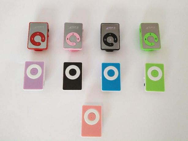 Leitor MP3 - Tipo mini ipod