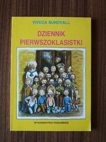 "Książka - ""Dziennik pierwszoklasistki"""