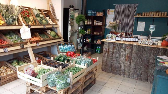 Odstąpię sklep spożywczo warzywny w Szamotułach