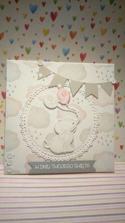 Kartki urodzinowe ręcznie wykonane ,personalizacja