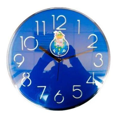 Fantástico Relógio De Parede Futebol Clube do Porto FCP