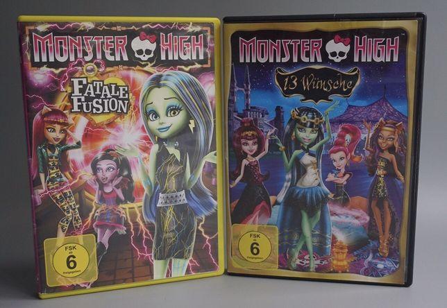 Monster High - 13 Wunsche и Monster High - Fatale Fusion