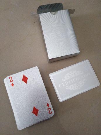 Baralho cartas SCP