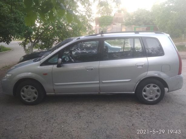 Mazda Premacy 2004 год