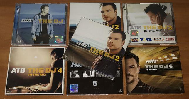 Nowa w folii płyta ATB the dj in the mix 2 dj'2 Kontor 2004 GmbH
