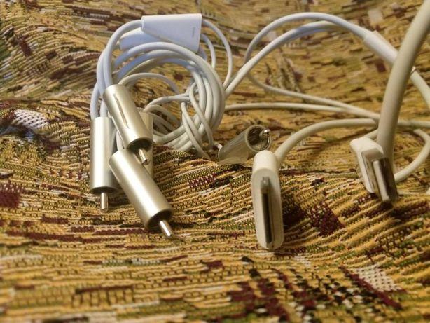 Кабель Apple от iPod, универсальный: дата, AV
