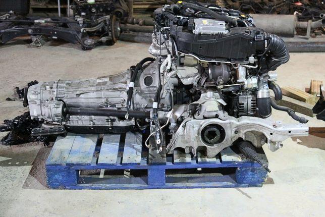Разборка шрот Двигатель Мотор 2.2 cdi OM 651 c-class w205 (651010)