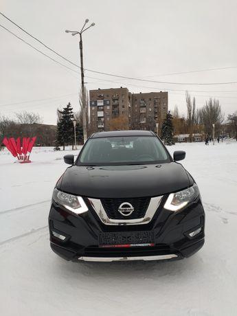 Nissan ROGUE 2018 4х4 ТОРГ!!!
