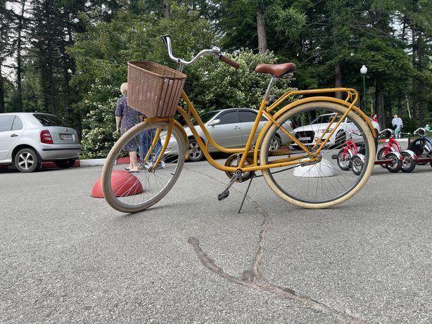 Прогулочные велосипеды