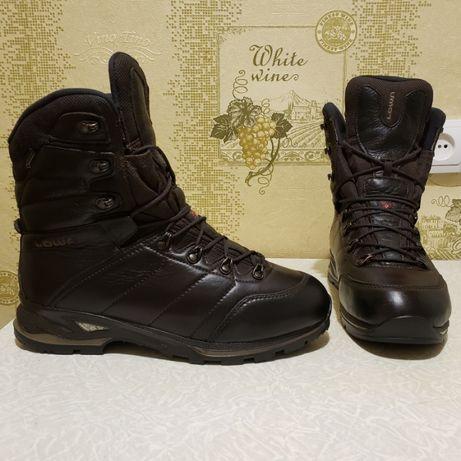 LOWA Yukon Ice GTX Hi ботинки Zephyr Оригинал 27,5 см Z6