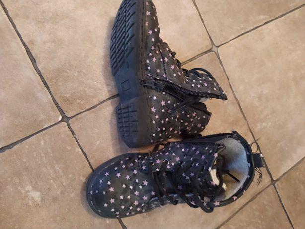 Buty 27 dla dziewczynki