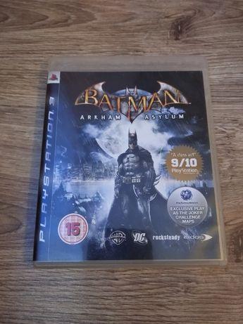Gra PlayStation 3 BATMAN Arkham Asylum PS3