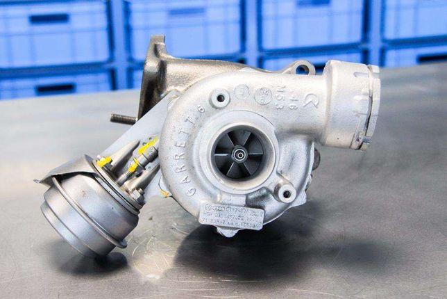 Turbosprężarka 2.0 Tdci 136 Km 760#774 regeneracja Ford Mondeo Iii