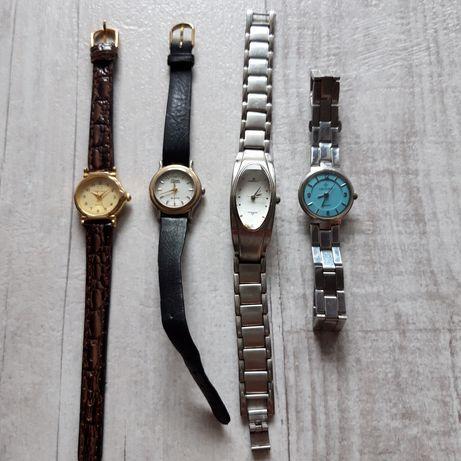 Zestaw 4 zegarków- cena za całość