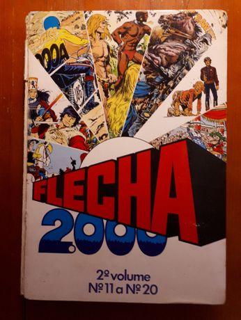 Flecha 2000 2º volume (Nº11 a Nº20)
