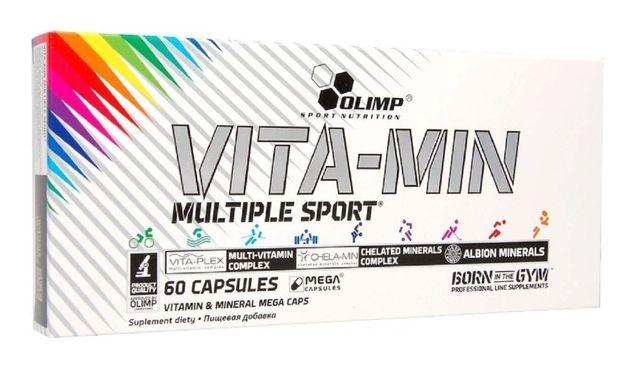 Olimp Vita-Min Multiple Sport-60 kapsulek