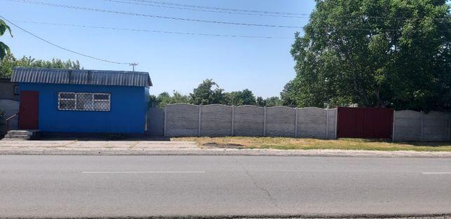 Продам магазин (павильон), участок коммерческой земли Тарановка
