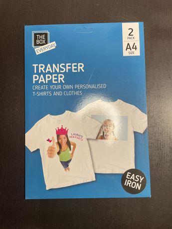 Papel de transfer