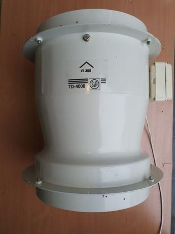 Вентилятор канальный  Soler&Palau TD-4000/355
