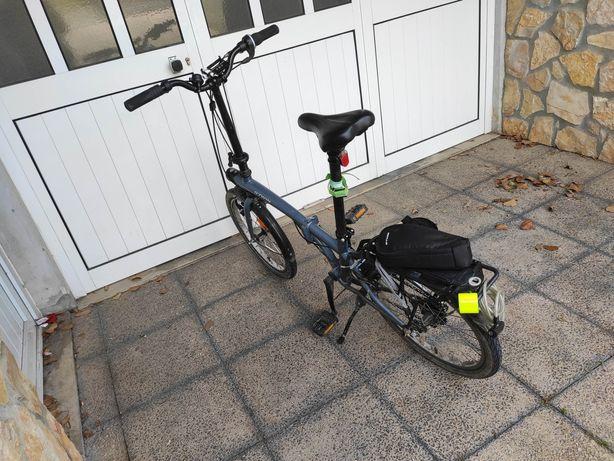 Bicicleta Tilt 120 Desdobrável Dobrável Folder Bike