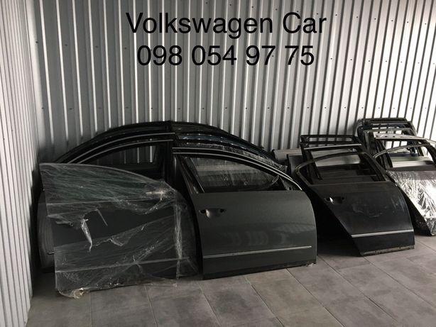 Двері крила бампера lc8z кузов Volkswagen Passat b6 b7 розборка