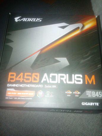 Płyta główna Aorus b450 M