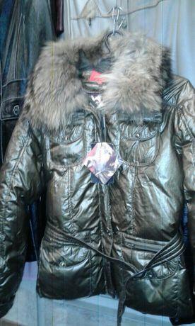 Зимняя куртка XXL