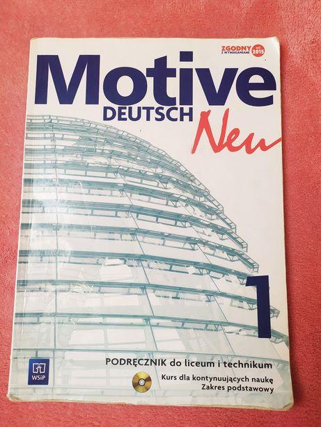 Książka do niemieckiego