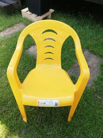 Krzesełko plastikowe Ołer