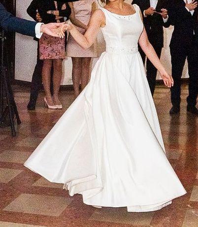 Sprzedam suknię ślubną - Herm's Bridal Lamoile Carolina Novia
