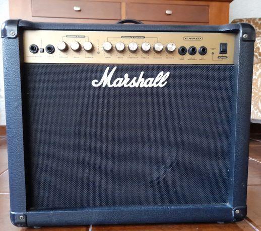 Marshall- amplificador guitarra.  G30RCD. Excelente estado!Optimo som!