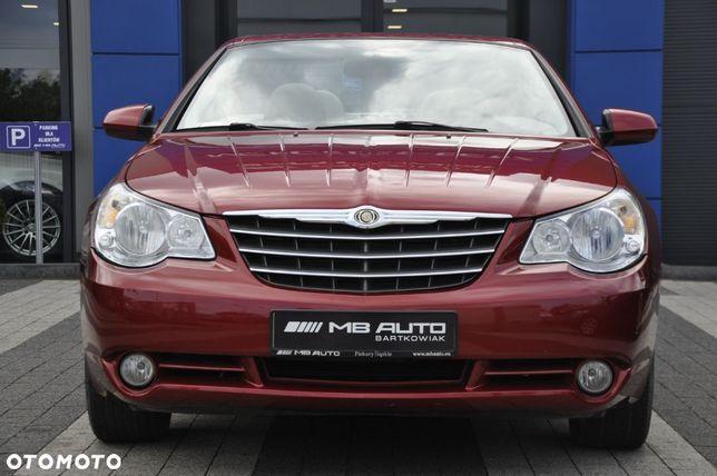 Chrysler Sebring 2.7 Benzyna 186 KM Automat Limited