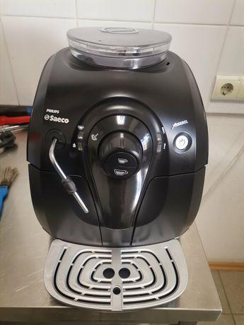 Кофеварка кофемашина Saeco Xsmall + Гарантия philips 2000 кавоварка