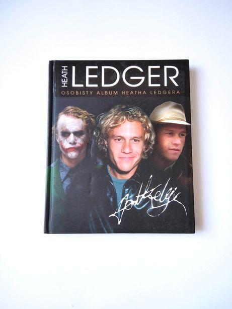 NOWA Heart Ledger Osobisty album Hearta Ledgera książka autobiografia