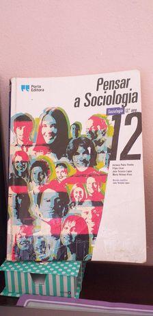 Manual de Sociologia 12°ano