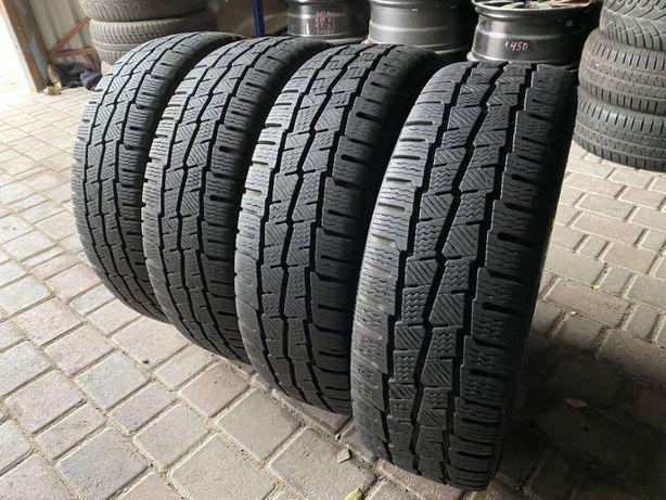 зима цешка 195\70\R15C 8,8мм 2018г 6мм Michelin 4шт шины шини С