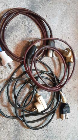 Przewody do żelażka lub prodiża używane