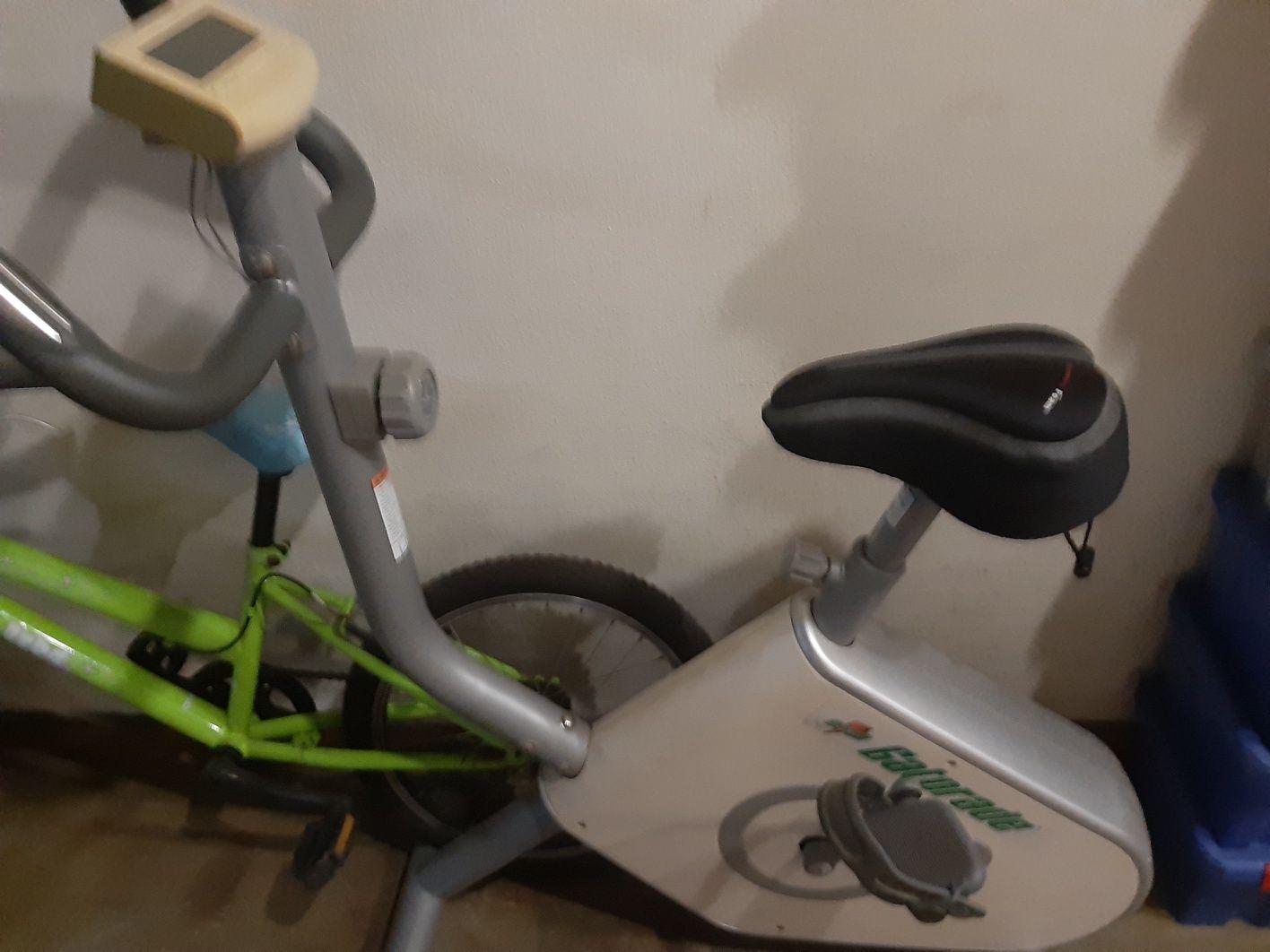 Bicicleta exercicios