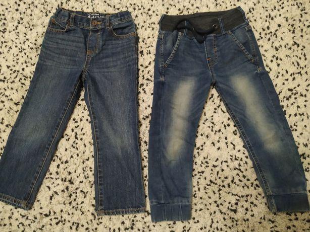 Продаются джинсы на 3-4 года