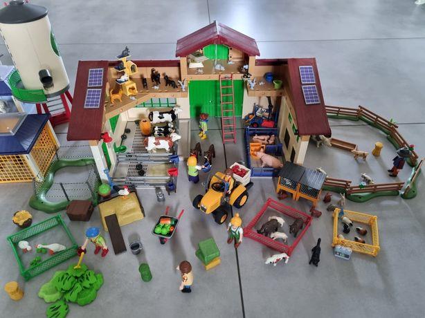 Playmobil gospodarstwo rolne i weterynarz