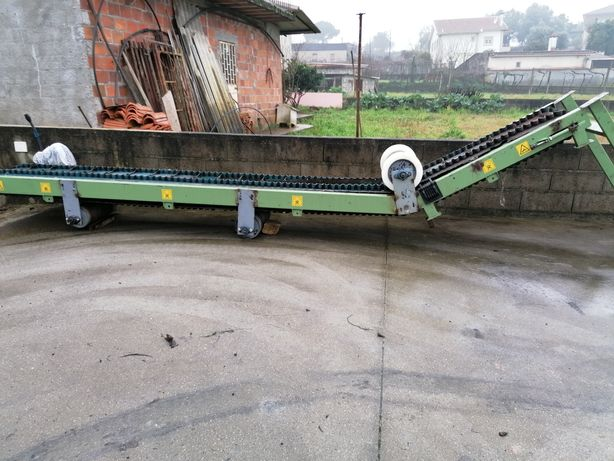 Tapete Rolante 5 metros passadeira transportador