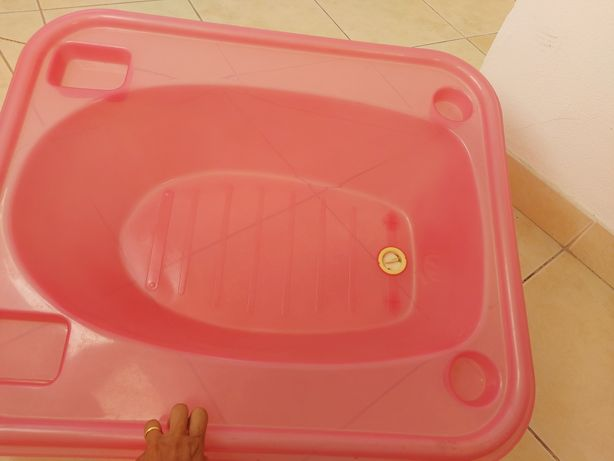 Banheira de bebé