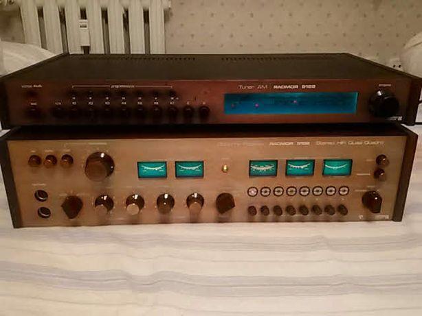 Radio Radmor + AM Tuner