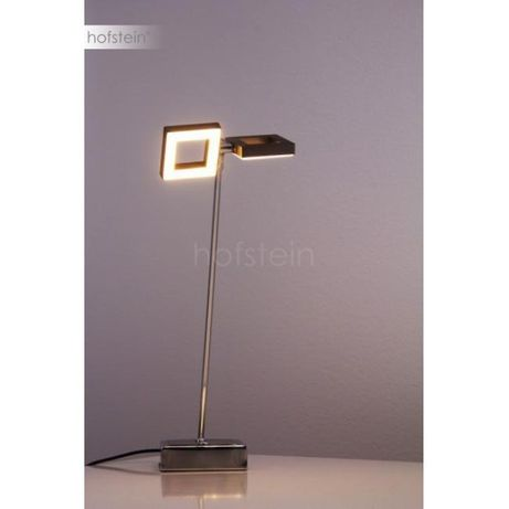 Na prezent lampka biurkowa LED TWINS Paul Neuhaus 4003-55 minimalistyc