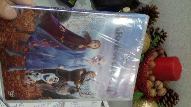 Kraina lodu II dvd, folia, sklep, od ręki