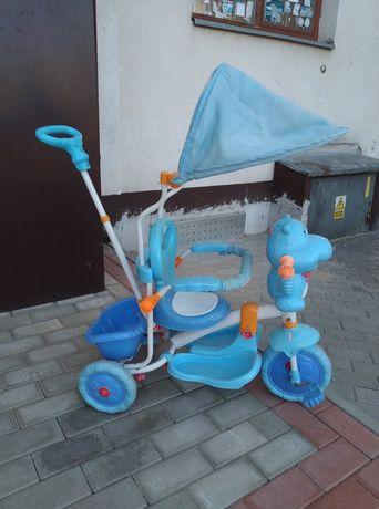 Rowerek pchacz