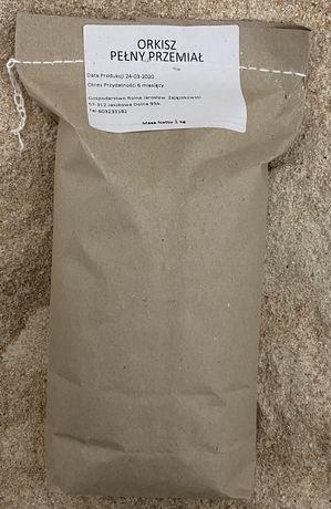Mąka Orkiszowa, Płaskurkowa, Żytnia, Kukurydziana