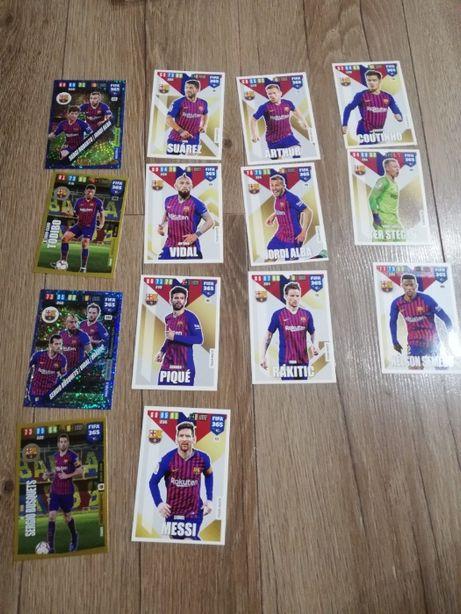karty piłkarskie 2020
