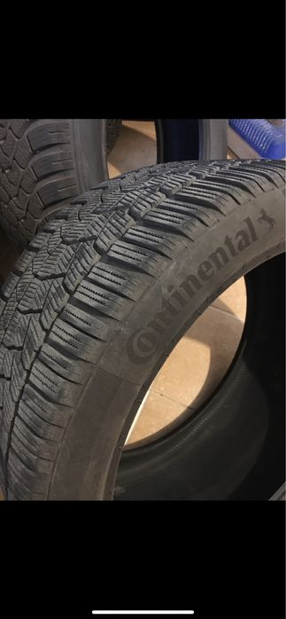 Continental winter contact 860ts 245/35 r19 runflat Lublin - image 1